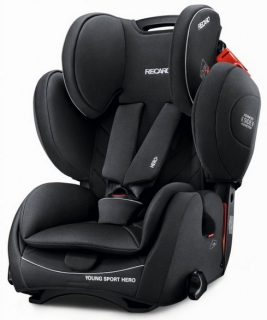 RECARO YOUNG SPORT Hero 2019 Performance Black