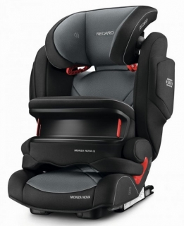 RECARO MONZA NOVA IS 2019 Carbon Black