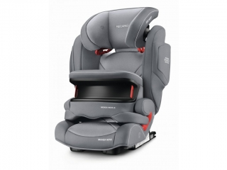 RECARO MONZA NOVA IS 2019 Aluminium Grey