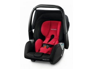 RECARO PRIVIA EVO 2019 Racing Red